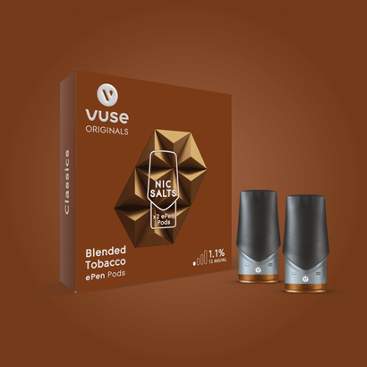 Vuse e liquid Blended Tobacco