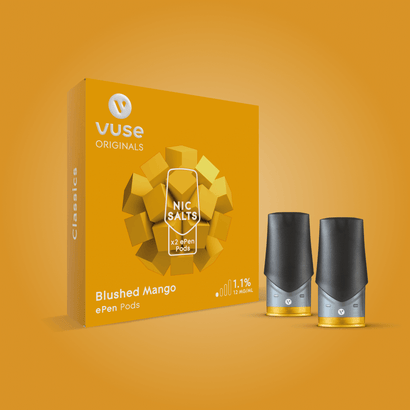 Vuse e Liquid Blushed Mango