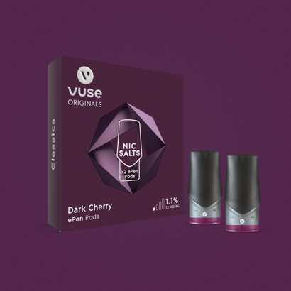 Vuse e liquid nicotine Dark Cherry