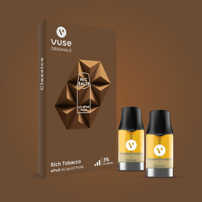 Rich Tobacco e Liquid