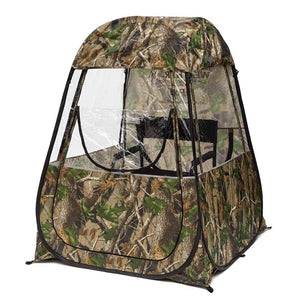 XLPod™ Camo - Under the Weather® - Personal pop-up sports tent for mom, dad, kids, parents - Perfect for soccer, baseball, softball, football, youth team sports - As Seen on Shark Tank