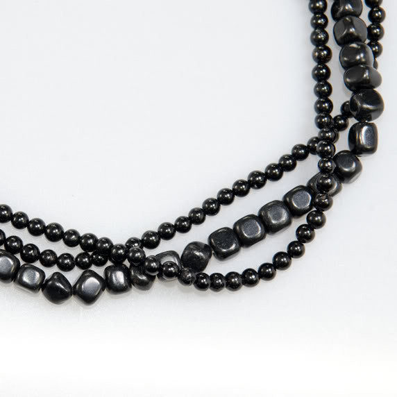Beaded Necklace. MidnightTrio