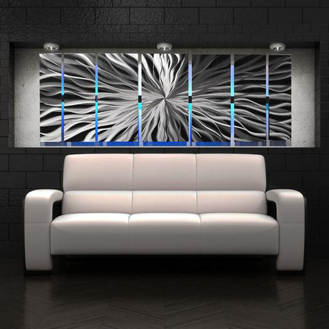 Cosmic Energy Lighted Wall Art