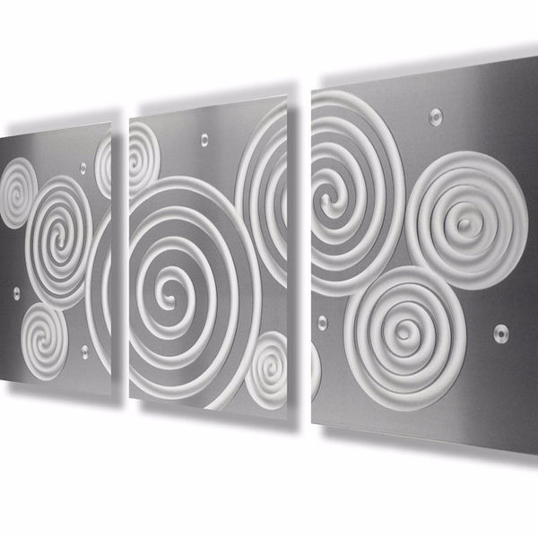 Quot Grand Finale Quot 68 Quot X24 Quot Large Modern Abstract Metal Wall
