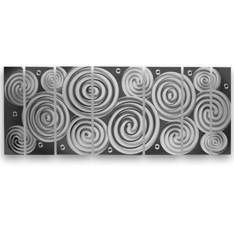 "Wall Art Panels day dream"" 68""x24"" large metal wall art 