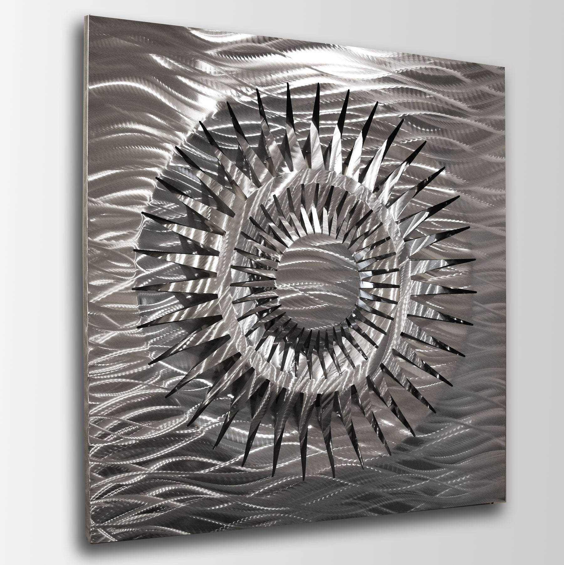 Extra Large Metal Wall Art