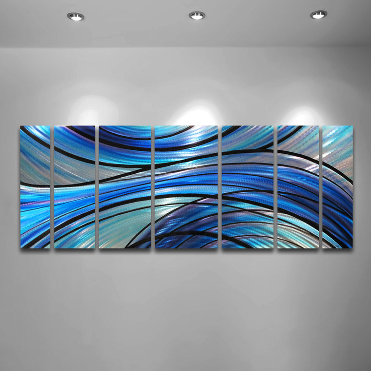 Contemporary Metal Wall Art - Best Prices Online! - DV8 Studio