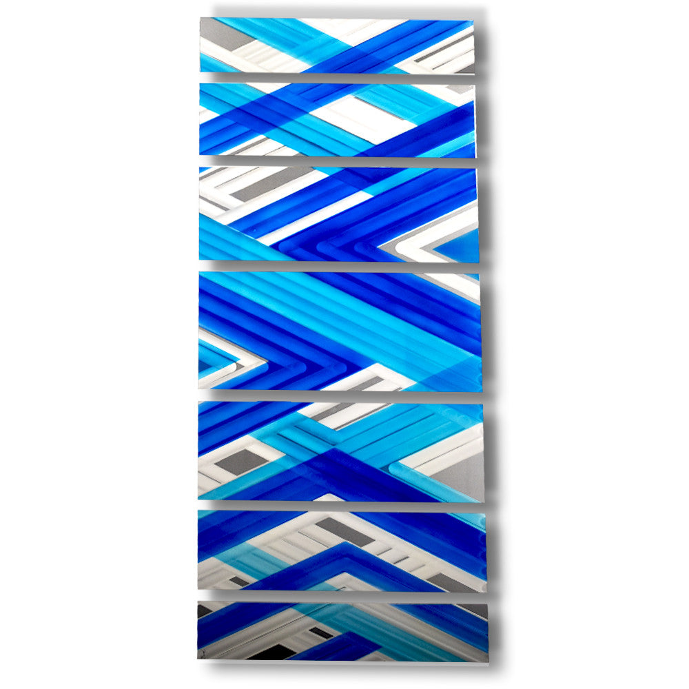 Quot Red Infinity Quot 68 Quot X24 Quot Large Modern Abstract Metal Wall