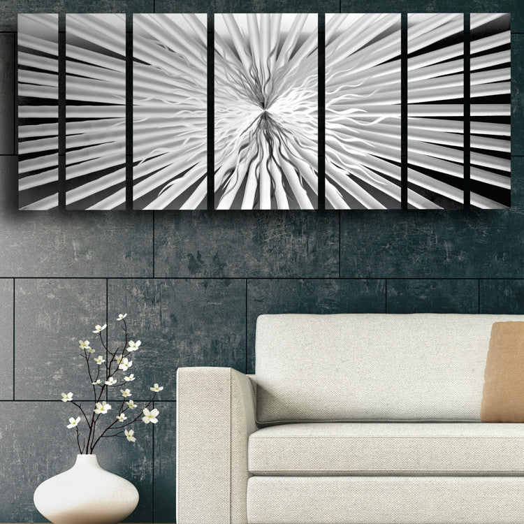 Modern Metal Wall Art - Up To 10% Off! - DV8 Studio
