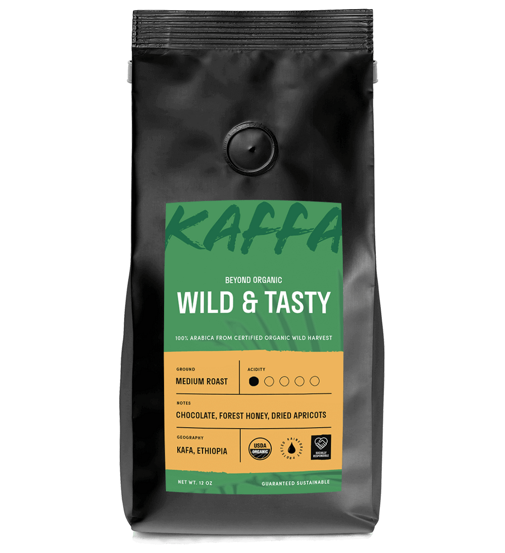 Kaffa Beyond Organic ~Medium Roast