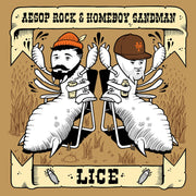 "Aesop Rock & Homeboy Sandman ""Lice"""