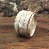Silver Rings Made in Zimbabwe