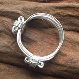 Elephant Knot Ring