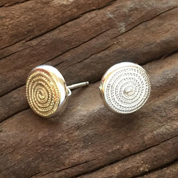Ndoro Stud Earrings - Small