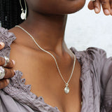 Ndoro Necklace in Sterling Silver