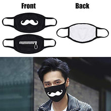 Load image into Gallery viewer, Mouth Mask, 9PCS Unisex  100% Cotton