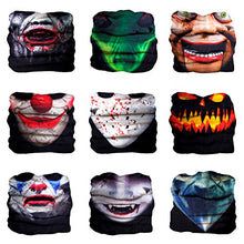 Load image into Gallery viewer, Bandanas Face Mask  Multifunctional