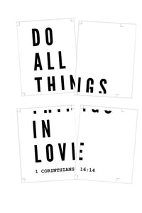 """Do all Things"" DIY Sign Template"