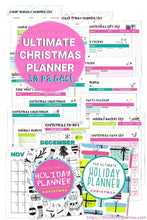 Load image into Gallery viewer, The ULTIMATE Christmas Planner
