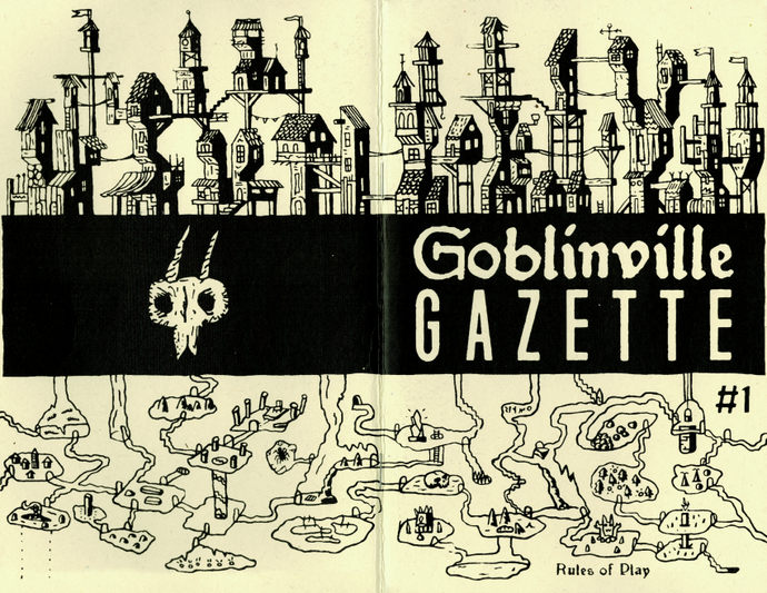 Goblinville - Rules of Play (PDF Only)