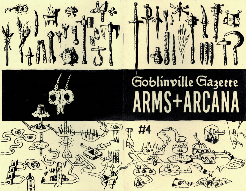 Goblinville - Arms + Arcana (PDF Only)