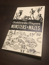 Load image into Gallery viewer, Goblinville - Monsters + Mazes (PDF Only)