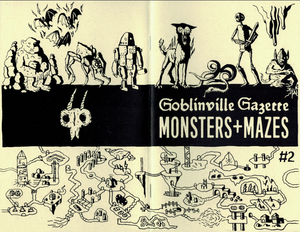 Goblinville - Monsters + Mazes (PDF Only)