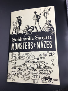 Goblinville - Monsters + Mazes