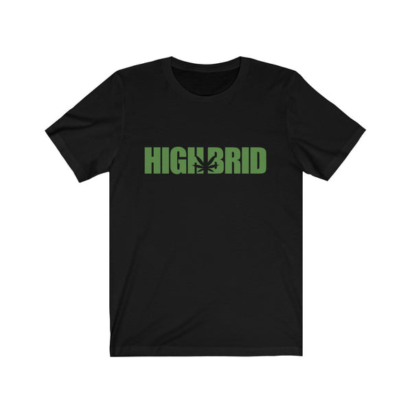 Highbrid Cannabis Tee - Unisex
