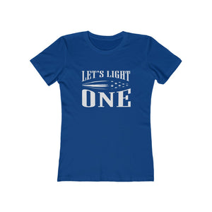 Lets Light One Womens Tee