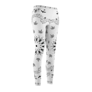BANDANA LEGGINGS - WHITE