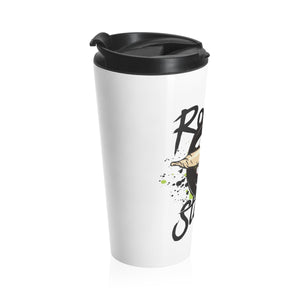 ROLLING STONED TRAVEL MUG