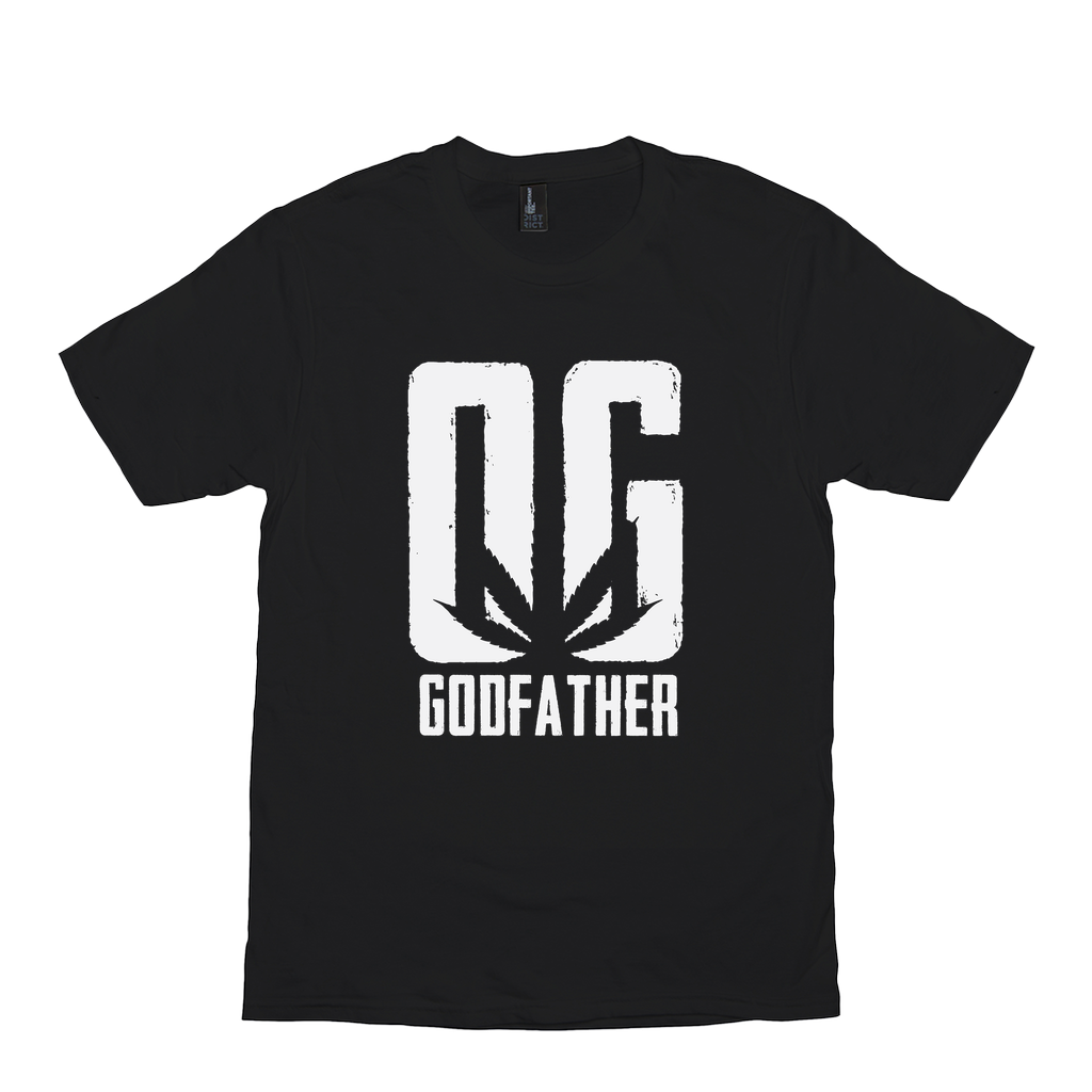 OG Godfather Cannabis Tee