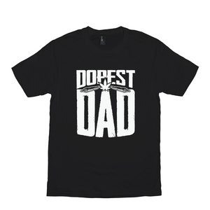 Dopest Dad Cannabis Tee