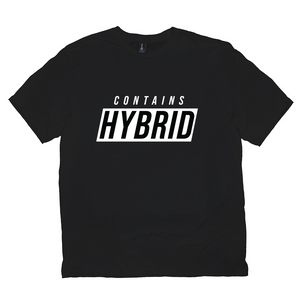 Contains Hybrid Cannabis Tee (unisex)