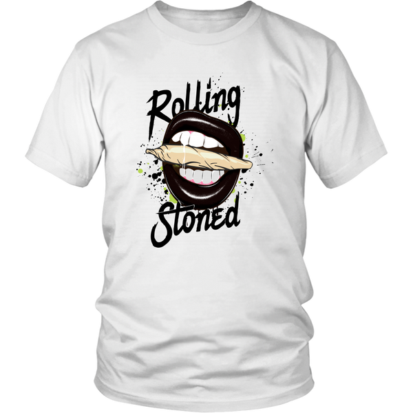 Rolling Stoned Cannabis Tee (unisex)