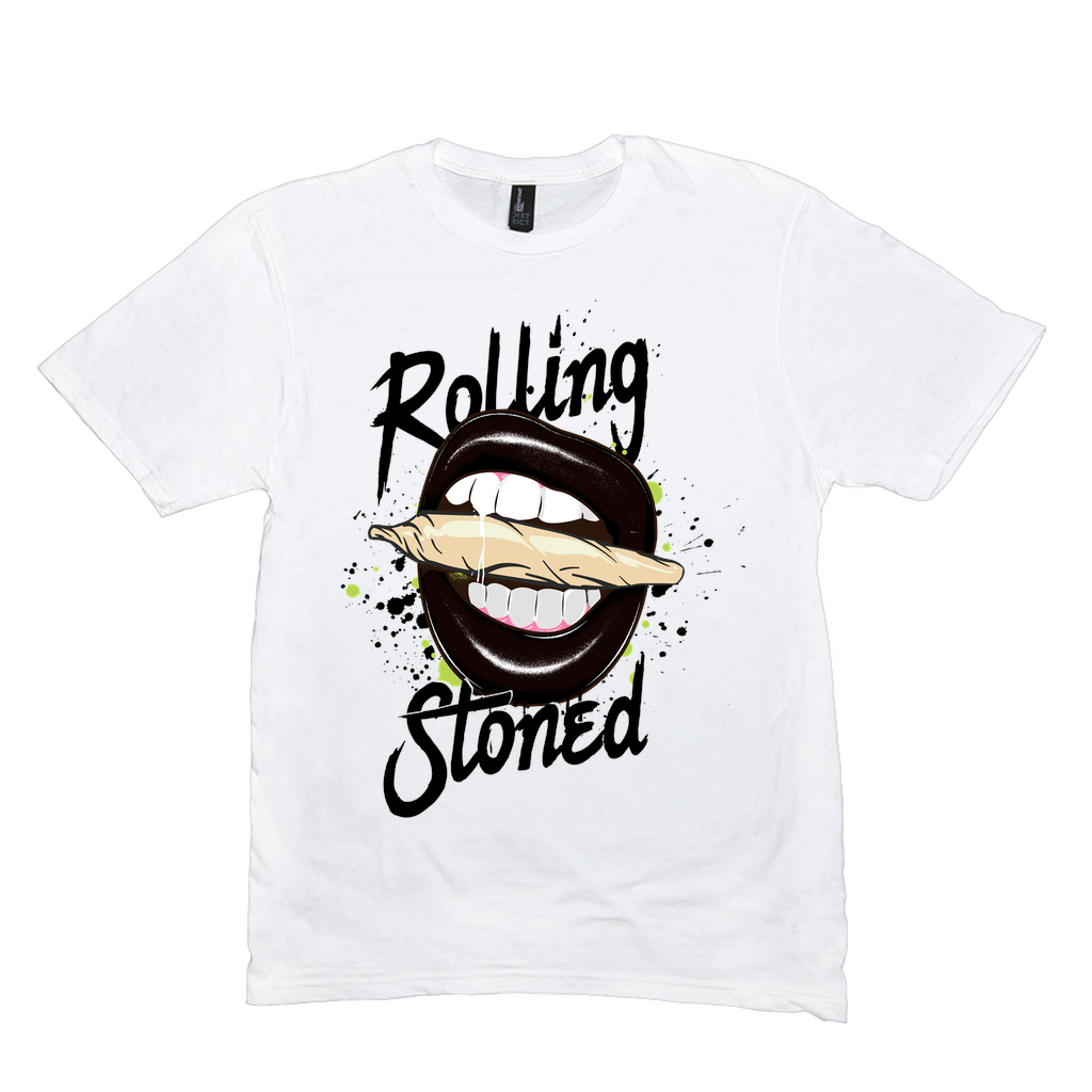 ROLLING STONED TEE (UNISEX)