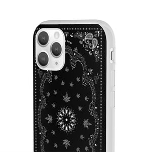 Cannabis Bandana Phone Flexi Cases