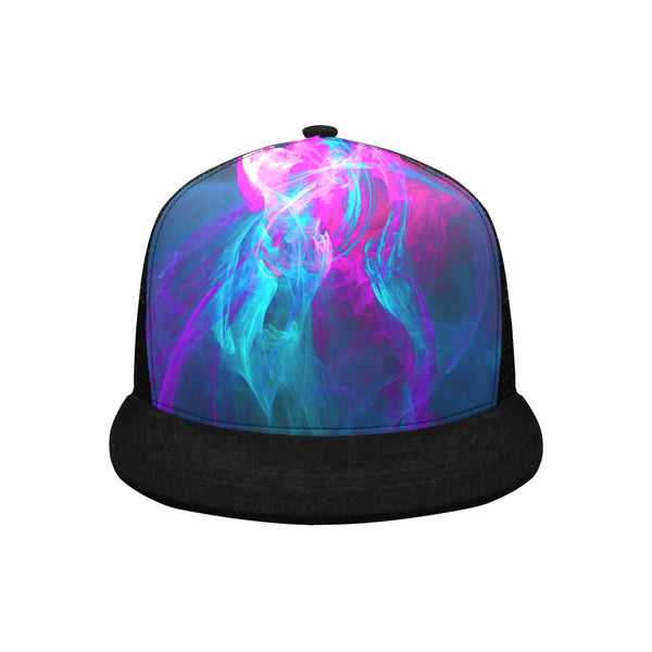 High Dye Cannabis Trucker Hat