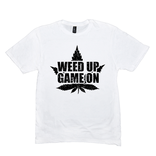 WEED UP GAME ON TEE (UNISEX)