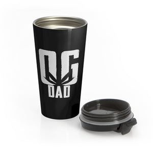 OG Dad Stainless Steel Cannabis Travel Mug