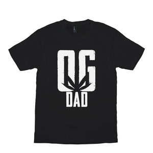 OG Dad Mens Cannabis Tee