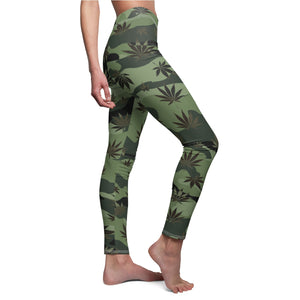 CANNO Camouflage Cannabis Leggings