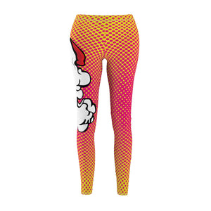 POP ART SMOKE LEGGINGS