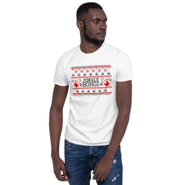 JINGLE BONGS - Short-Sleeve Unisex T-Shirt