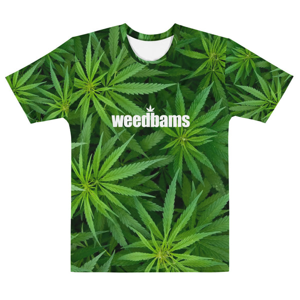 WEEDBAMS CANNABIS TEE
