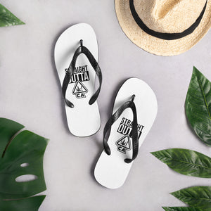 STRAIGHT OUTTA CA! Sandals