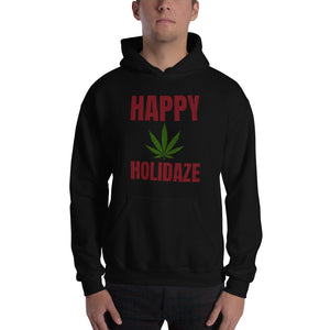 HAPPY HOLIDAZE - UNISEX SWEATER