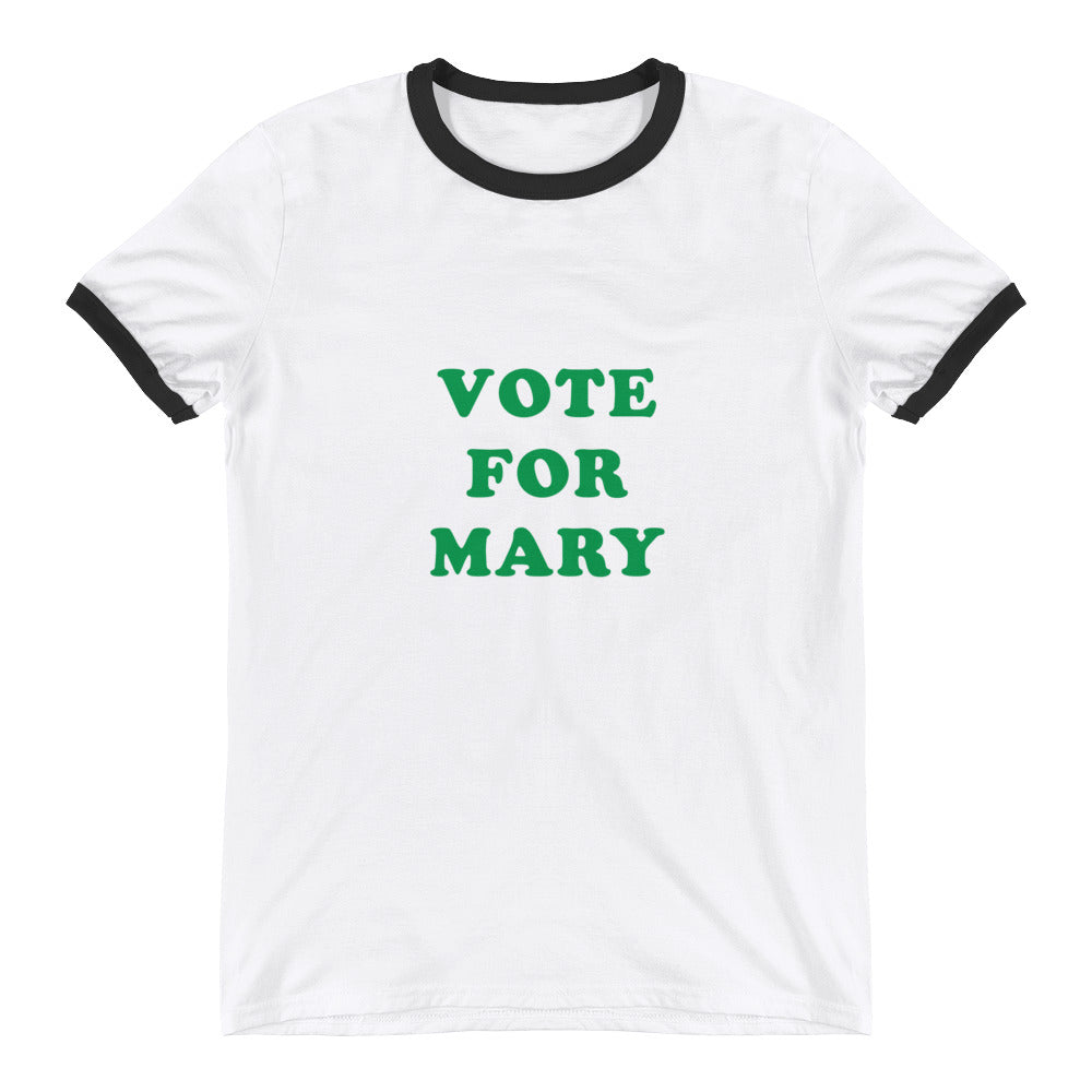 VOTE FOR MARY TSHIRT