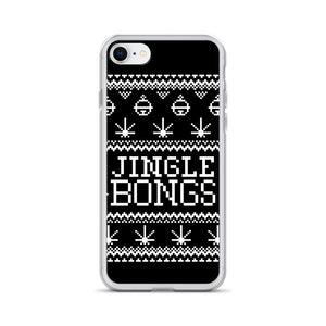 JINGLE BONGS IPHONE CASE (BLACK)